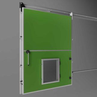Controlled atmosphere doors (AC)