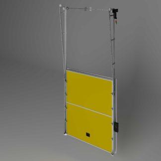 Vertical sliding doors (Guillotine)