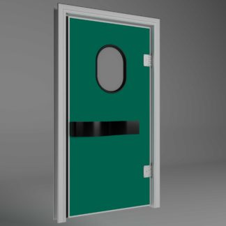 To and fro doors