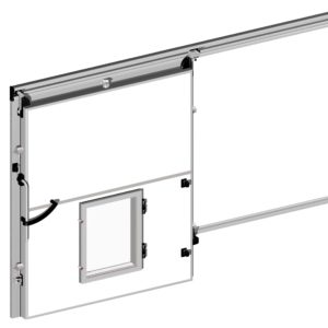 Controlled atmosphere doors (AC)